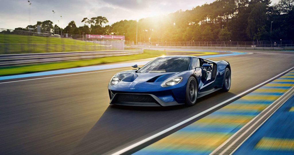 Ford GT: alla conquista della famosa Hillclimb al Goodwood Festival of Speed