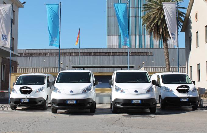 Nissan: futuro più sostenibile e responsabile con Arval e Acciai Speciali Terni