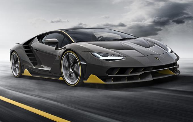 Lamborghini Centenario: pronta per il debutto dinamico a Goodwood