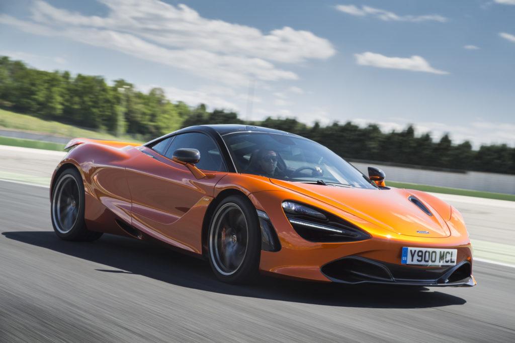 McLaren: vendite sempre più a gonfie vele