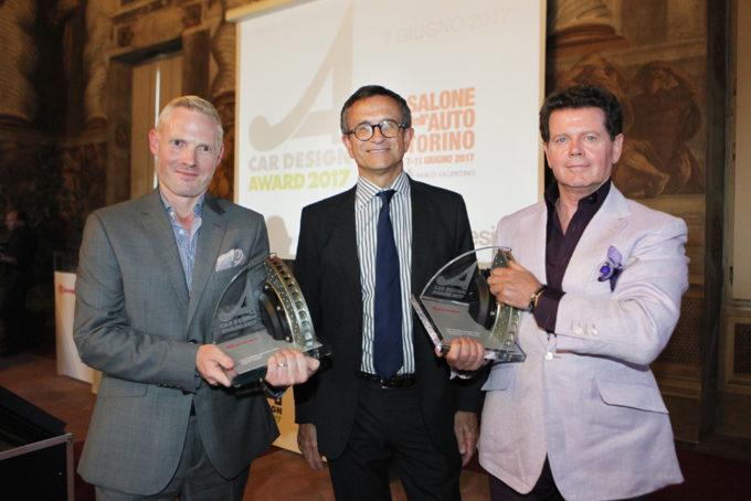 Jaguar e Land Rover vincono al Car Design Award 2017