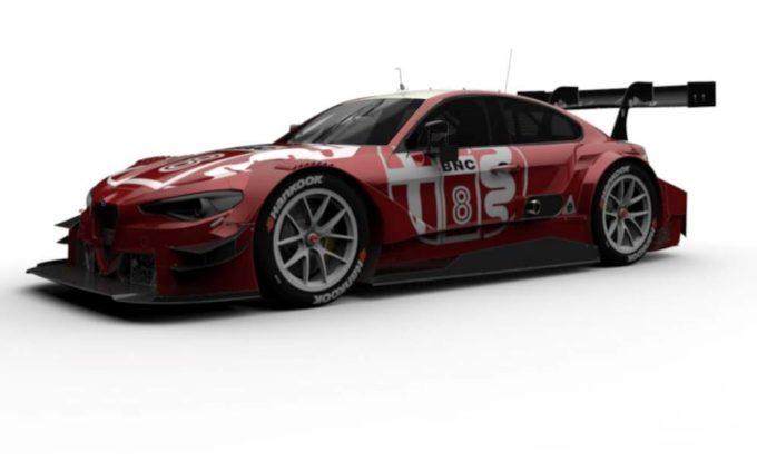 Alfa Romeo Giulia DTM: nuovo RENDERING che proietta la berlina nelle corse