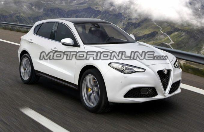 Alfa Romeo Kamal Rendering E