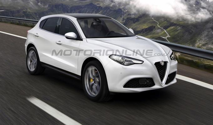 Alfa Romeo Suv >> Alfa Romeo Kamal: sarà così il nuovo SUV compatto del Biscione? [RENDERING]