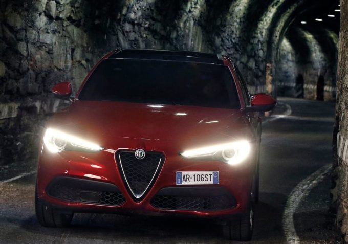 Alfa Romeo Stelvio: la seduzione delle forme [VIDEO]