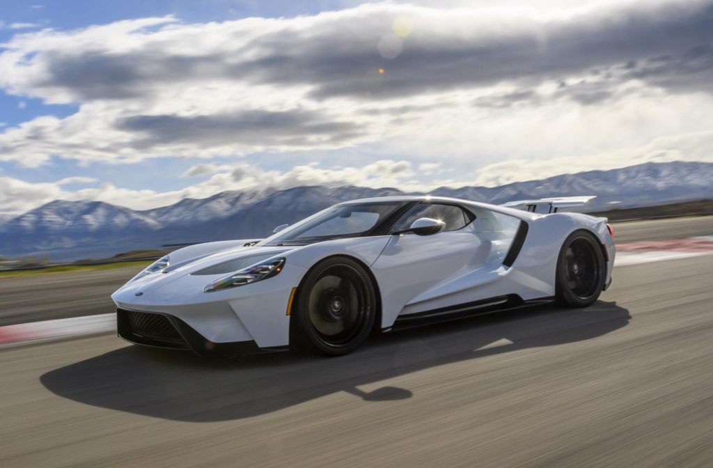 Ford GT: è lei la vincitrice del Car Design Award 2017