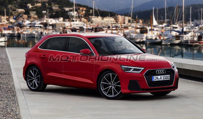 Audi A1 2018: una nuova ipotesi della prossima compatta di Ingolstadt [RENDERING]
