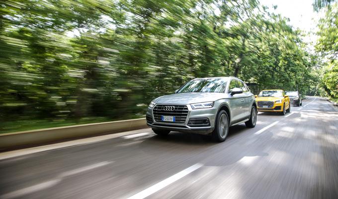 Audi Q Experience: uno scorcio di Sud Italia da raccontare in movimento [VIDEO TEST DRIVE]