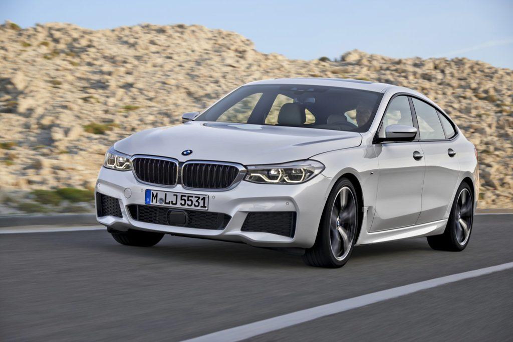 BMW Serie 6 GT: la nuova Gran Turismo è tra noi [FOTO e VIDEO]