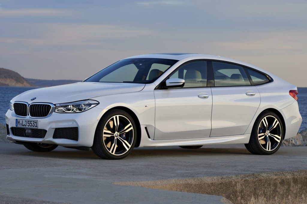 BMW Serie 6 Gran Turismo: prezzi per l'Italia a partire da 68.100 euro [FOTO e VIDEO]
