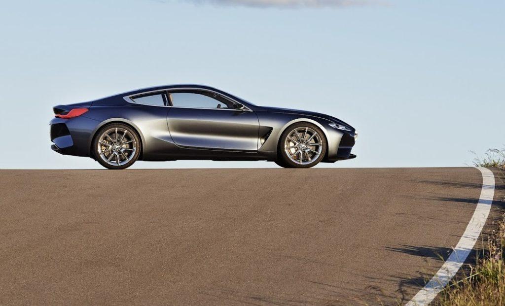BMW Serie 8 Concept: un fascino fuori dal tempo [VIDEO]