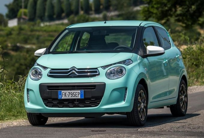 Citroën C1 Pacific Edition: la forza del colore