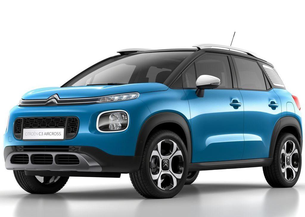 Citroën C3 Aircross: stile e personalizzazione a forma di SUV compatto [VIDEO]