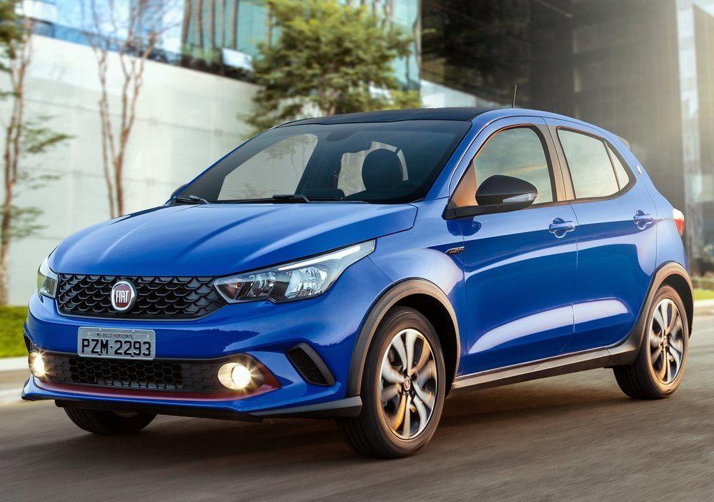 Fiat argo svelata la nuova hatchback per il sudamerica for Nuova fiat argo immagini