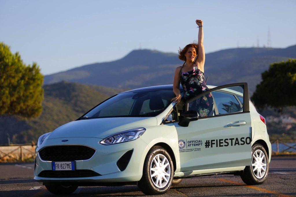 Ford Fiesta Sound