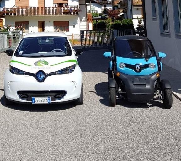 Renault ha partecipato al Green Way Primiero Meeting sulla mobilità elettrica