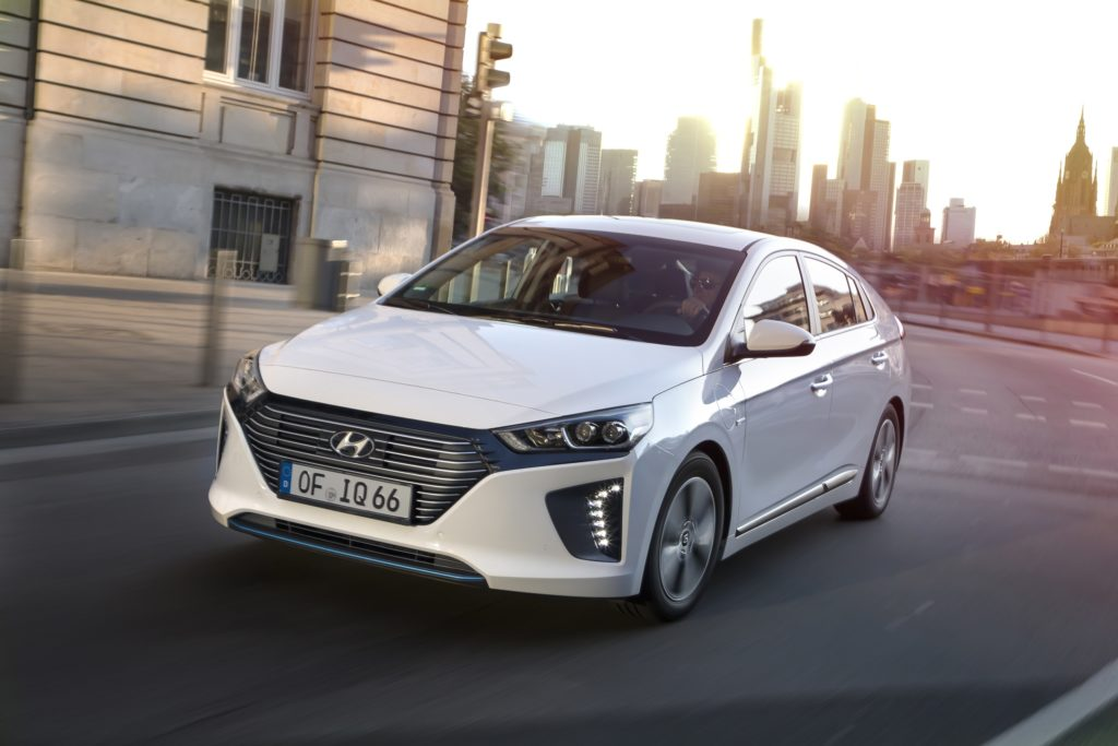 Hyundai IONIQ Plug-in Hybrid: offerta promozionale per il pubblico italiano