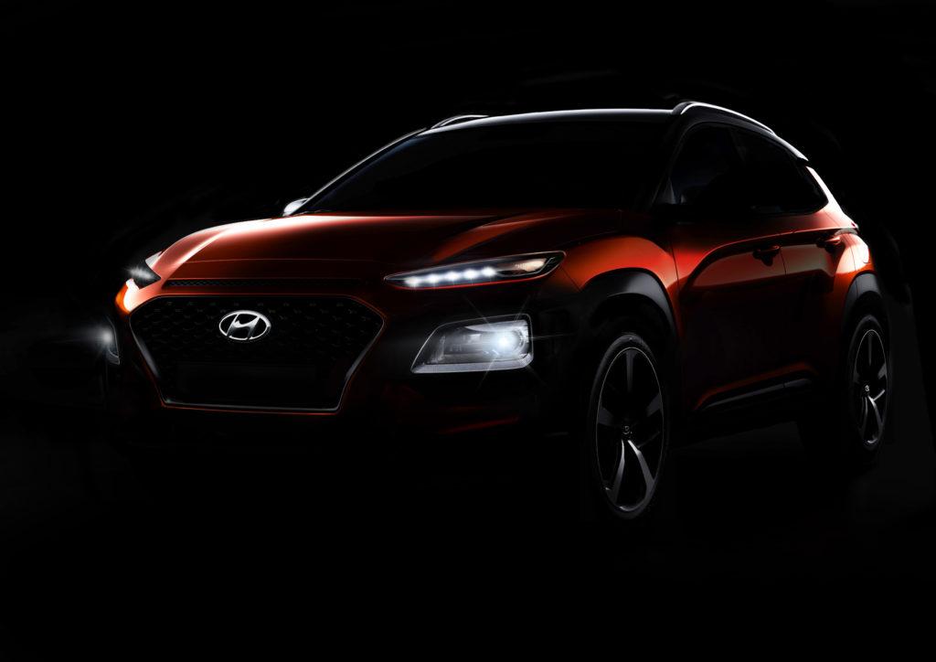 Hyundai Kona: presentazione in anteprima questa sera alla 21 [LIVE STREAMING]