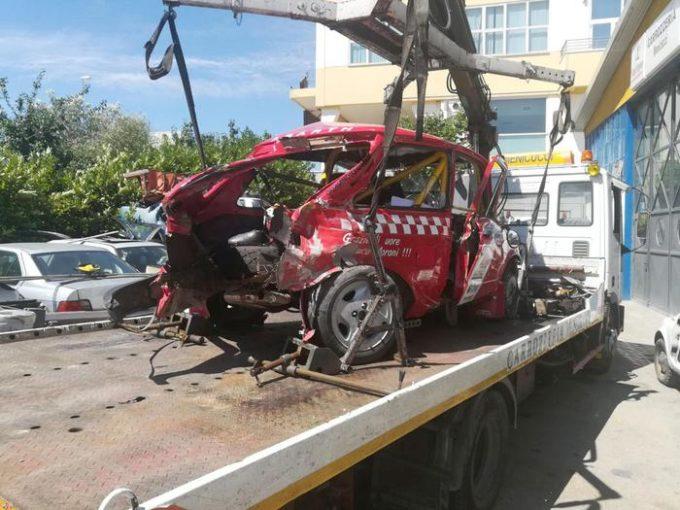 "Incidente al rally ""Rose'n Bowl"" a San Marino: morto un pilota"