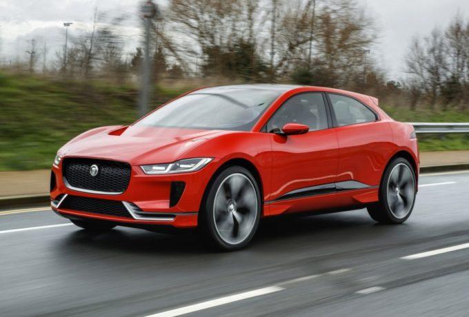 Jaguar I-PACE: iniziata la produzione del Suv elettrico