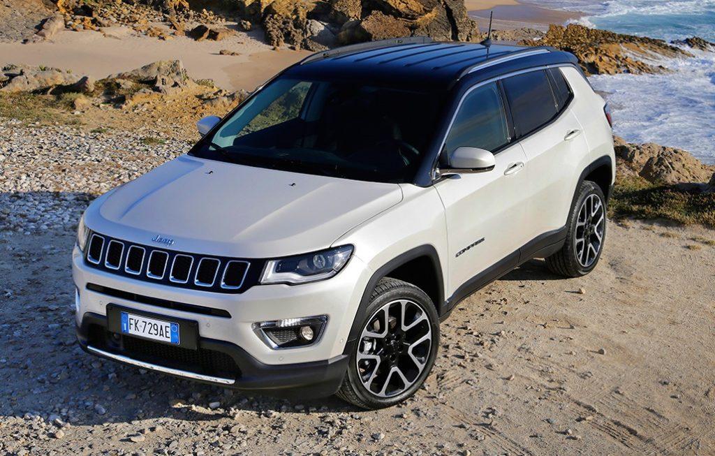 Fca: ecco la nuova Jeep Compass
