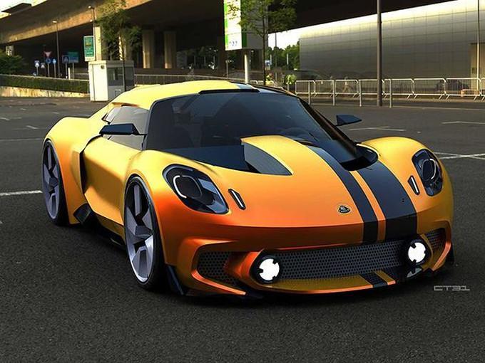 Nuova Lotus Elise, il suggerimento stilistico in vista del 2020 [RENDER]