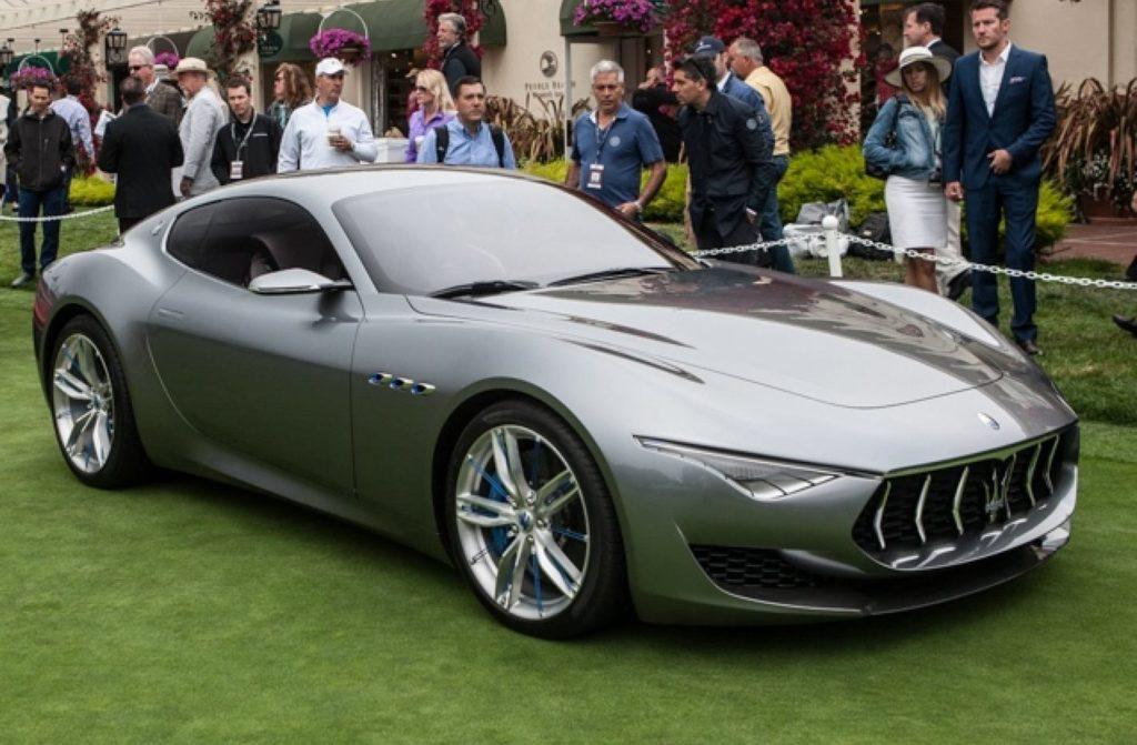 Maserati, il CEO Bigland apre alla possibilità dell'arrivo di un nuovo crossover