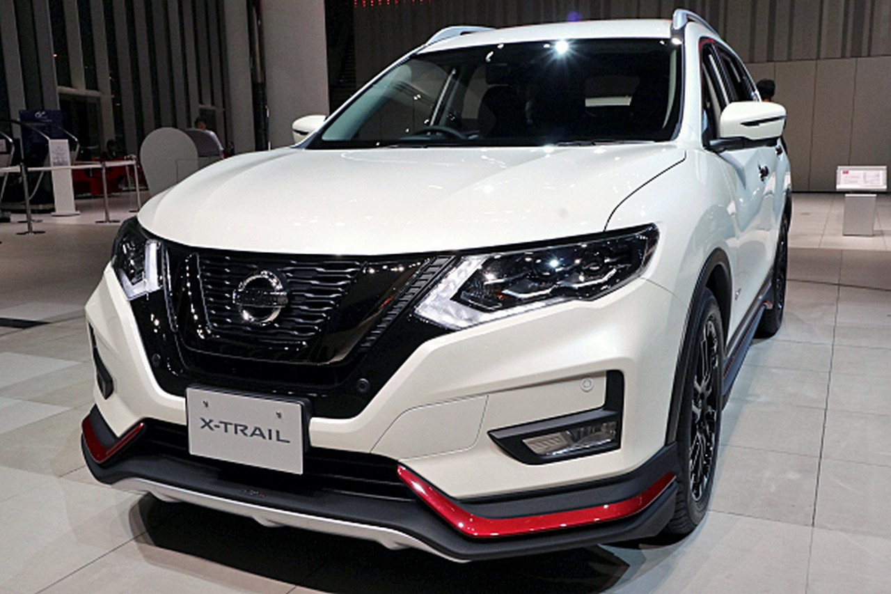 nissan x trail nismo pacchetto performance provato sul suv foto e video. Black Bedroom Furniture Sets. Home Design Ideas