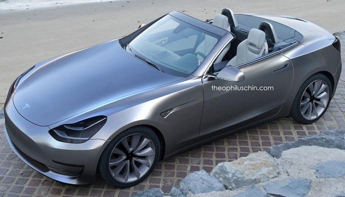 La nuova Tesla Roadster potrebbe scattare da 0 a 96 km/h in meno di 2 secondi
