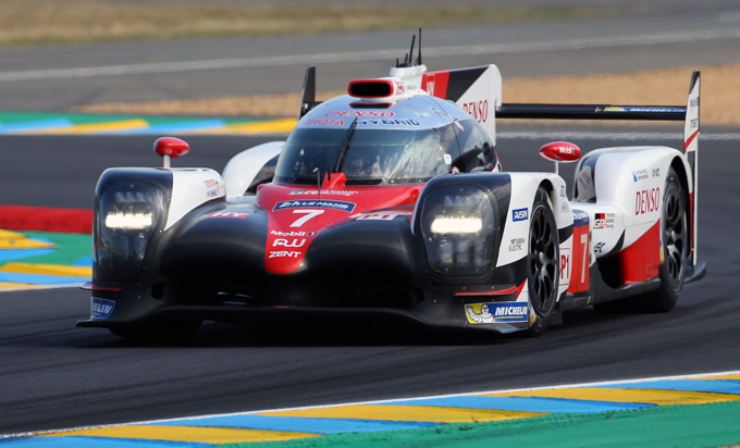 24 Ore di Le Mans, Toyota: pole position record in 3:14.791 [VIDEO]