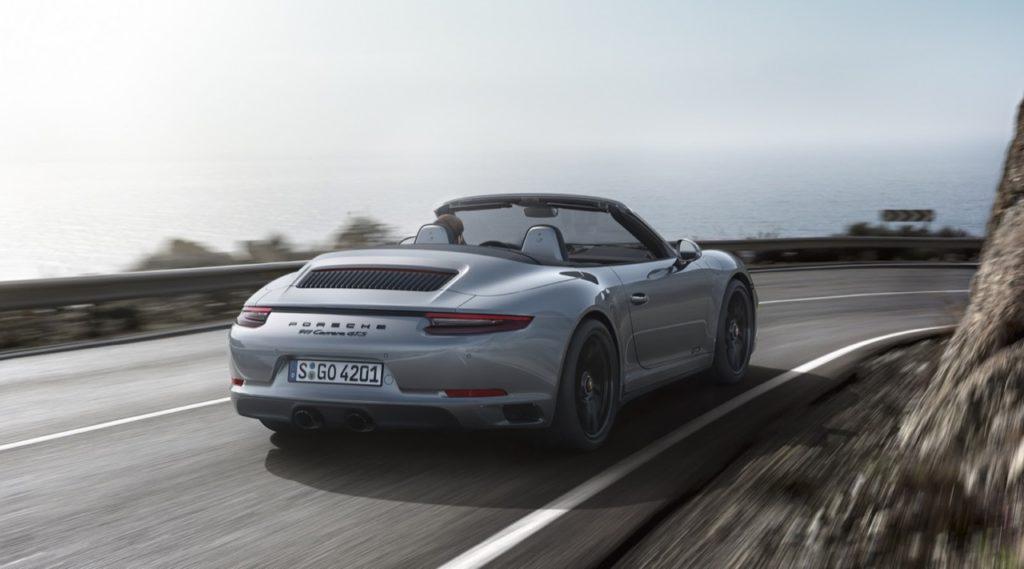 Porsche sarà protagonista al Salone dell'Auto di Torino 2017