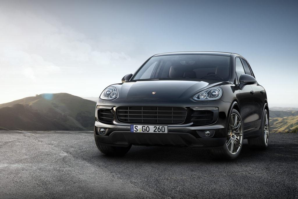 Porsche Cayenne: controllo sulle emissioni del V6 3.0 diesel
