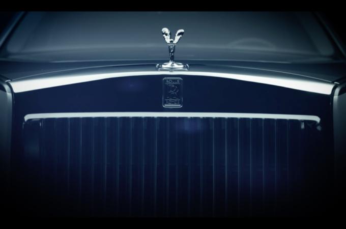 Rolls Royce Phantom: prime immagini del nuovo modello [TEASER]