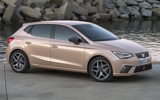 Nuova SEAT Ibiza, debutto italiano a Parco Valentino 2017