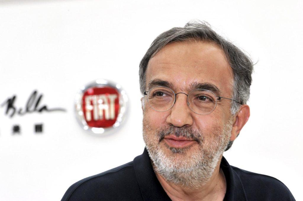 """FCA, Marchionne rassicura: """"Piena occupazione in Italia entro il 2018"""""""