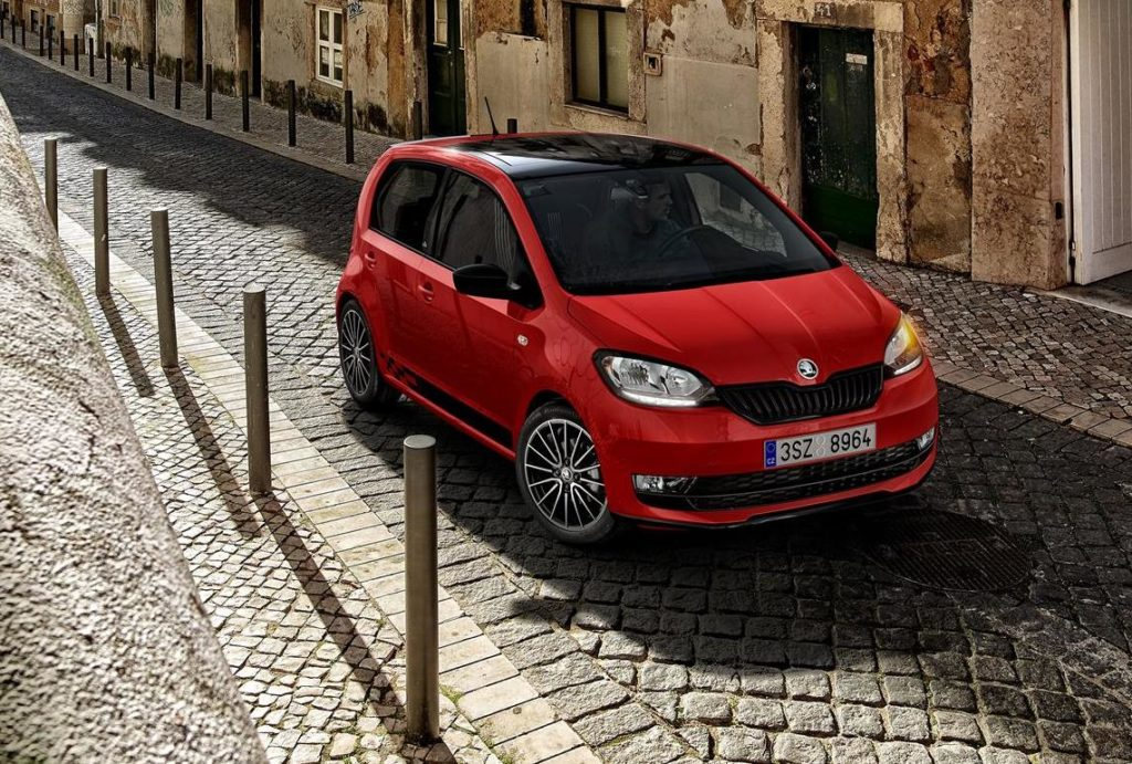 Skoda Citigo MY 2018