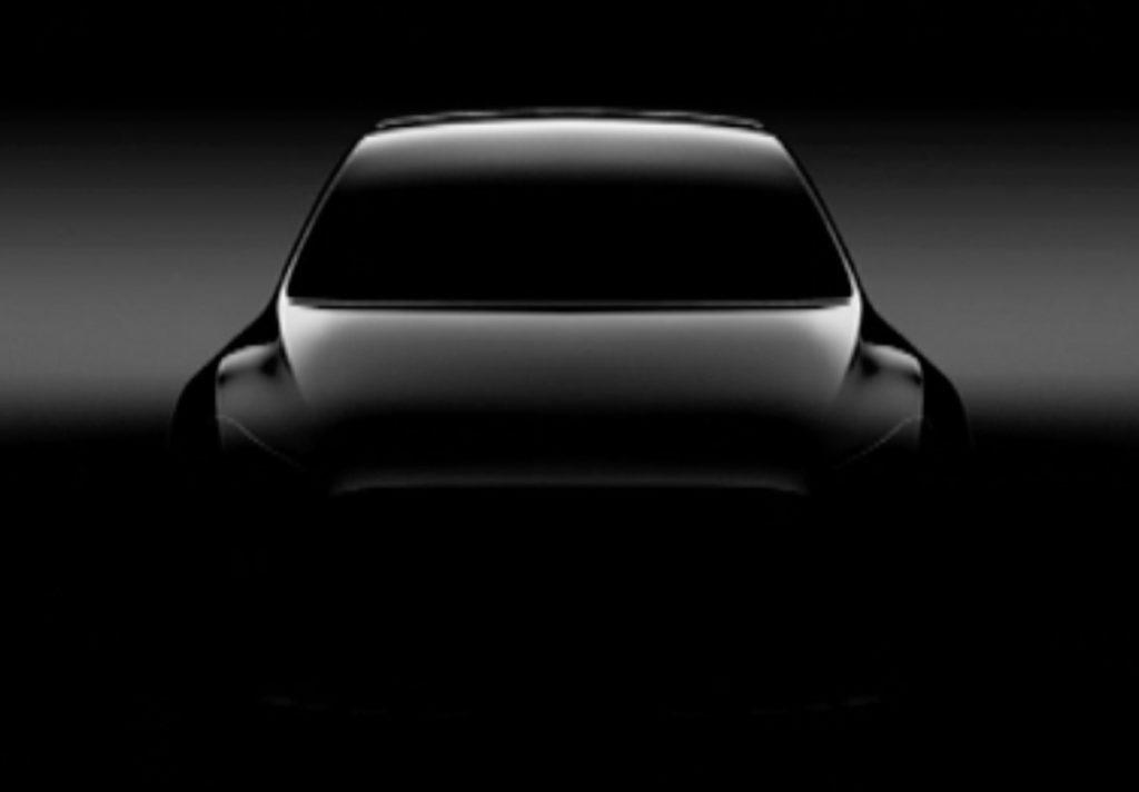 Tesla Model Y: ecco la prima immagine [TEASER]