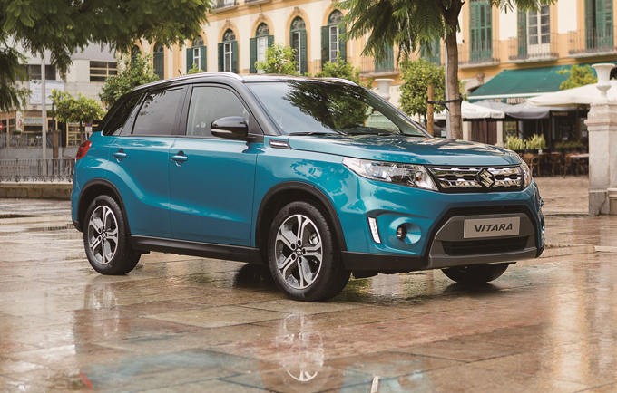 Suzuki Vitara: porte aperte il 10 e 11 giugno
