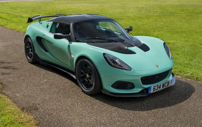Lotus Elise Cup 250 (2017)