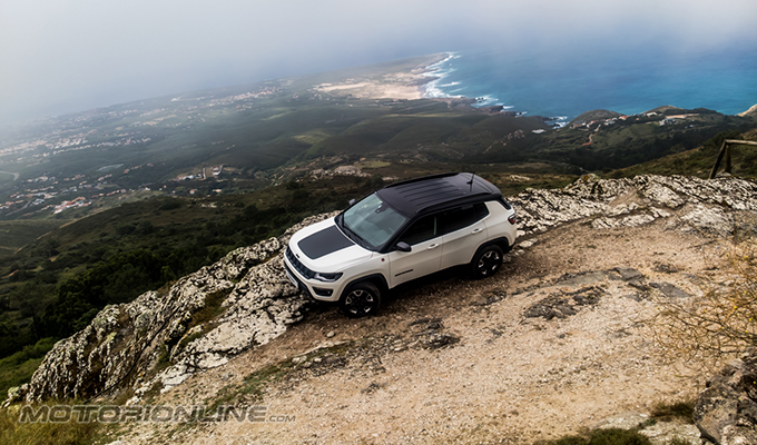 Nuovo Jeep Compass MY 2017 - Primo Contatto