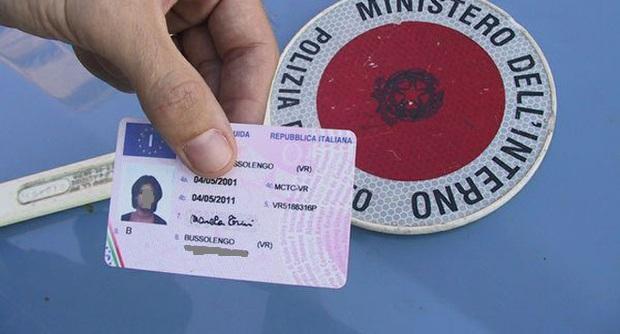 Quanti punti sulla patente perdo per una multa?