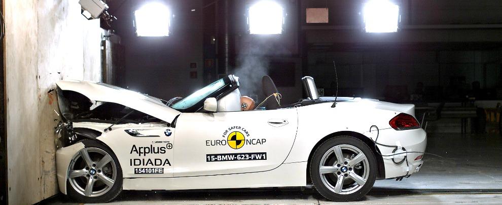 Crash Test: la classifica delle auto più sicure