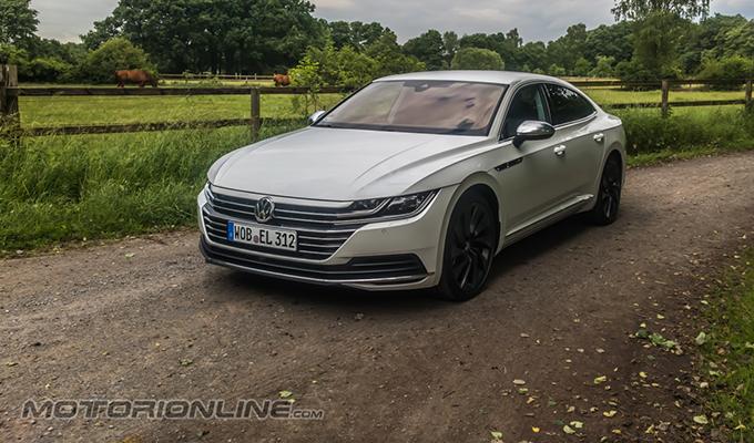 Volkswagen Arteon, gran turismo che punta alle stelle [VIDEO TEST DRIVE]