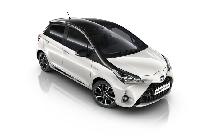 Toyota Yaris Hybrid Trend White Edition: nuovo allestimento sul restyling