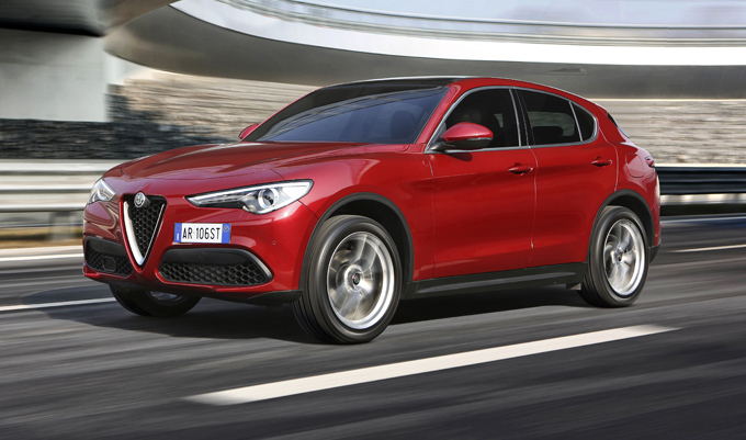 Alfa Romeo Stelvio: a luglio e agosto a noleggio con Hertz