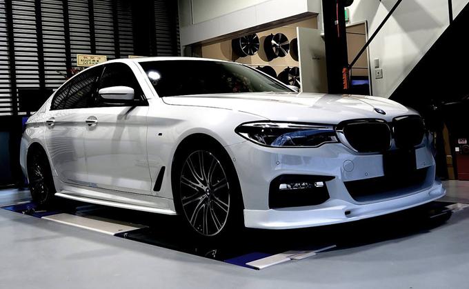 BMW Serie 5: presto il tuning firmato 3D Tuning
