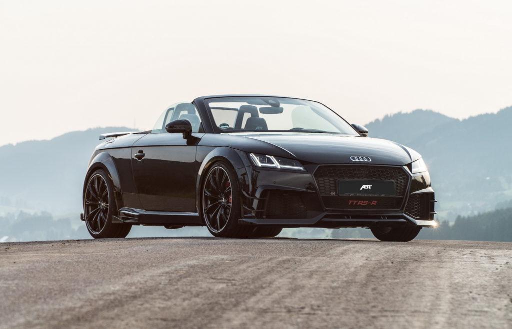 Audi TT RS-R Roadster: 500 CV con il tuning di ABT Sportsline [FOTO]