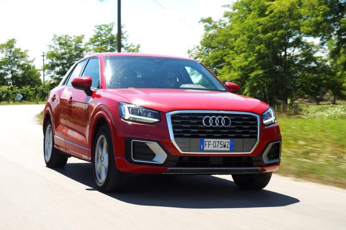 Audi Q2 1.4 TFSI S TRONIC – Un SUV? Forse, di certo non come gli altri [PROVA SU STRADA]
