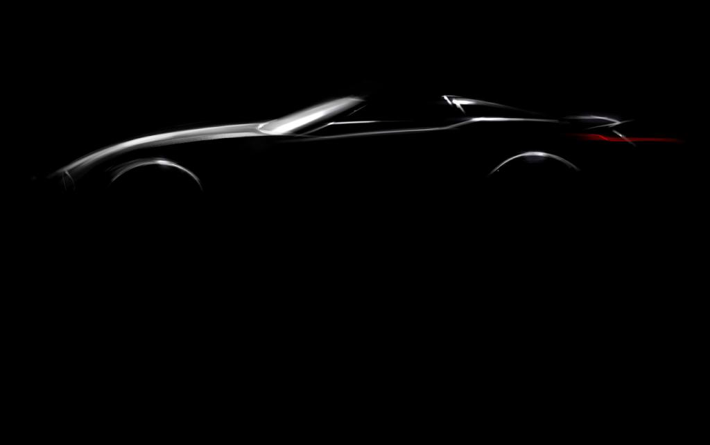 BMW, arriva il concept di una nuova roadster a Pebble Beach 2017 [TEASER]