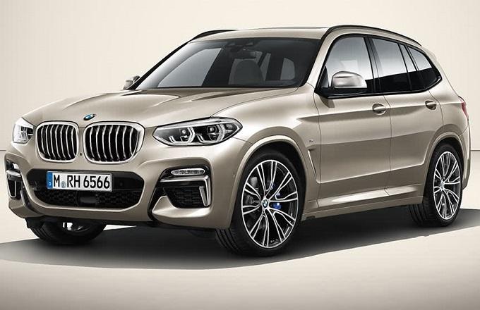 Nuova BMW X5: immaginandone lo stile [RENDERING]